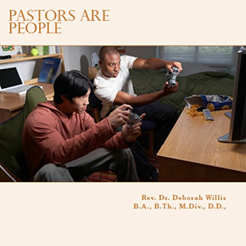 Pastors Are People audiobook cover art