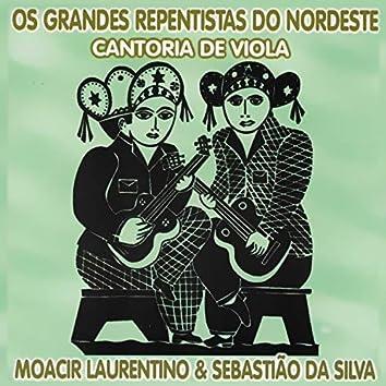 Os Grandes Repentistas do Nordeste: Cantoria de Viola, Vol. 11
