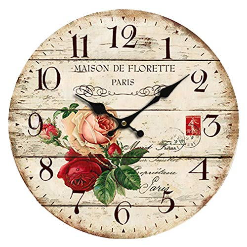 Relojes De Pared Cocina Vintage relojes de pared  Marca HUABEI