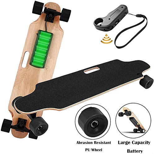 Aceshin Youth Electric Skateboard Electric...