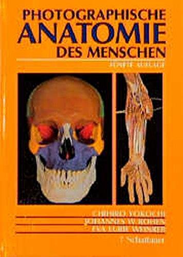 Photographische Anatomie des Menschen