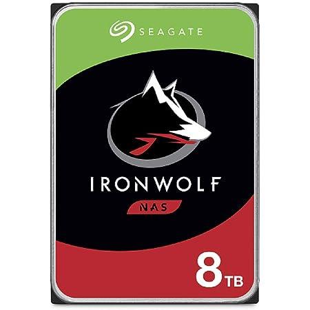 Seagate Ironwolf Nas Interne Festplatte 8 Tb 3 5 Computer Zubehör