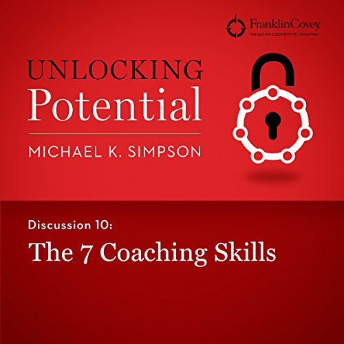 Discussion 10: The 7 Coaching Skills audiobook cover art