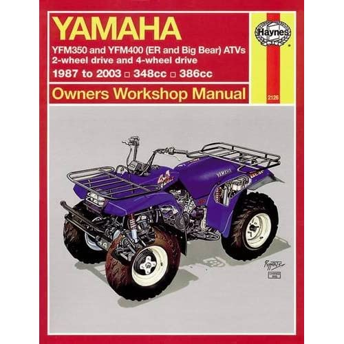 yamaha banshee repair manual pdf free
