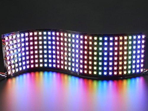 Adafruit Flexible 8x32 NeoPixel-RGB-LED-Matrix