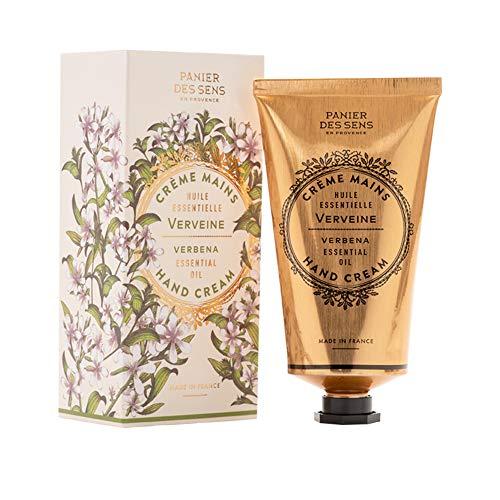 Panier des Sens - 000 43 - Crème Mains à l'Huile Essentielle de Verveine - 75 ml