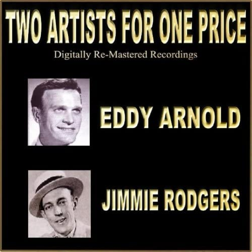 Eddy Arnold, Jimmie Rodgers