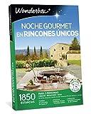 WONDERBOX Caja Regalo para papá - Noche Gourmet EN RINCONES ÚNICOS - 1.850 estancias en España y Europa