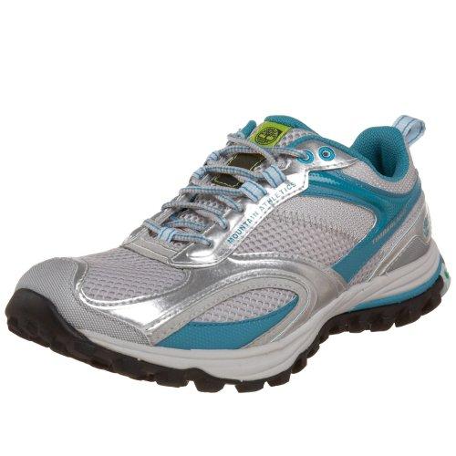 Exclusiv*TIMBERLAND Damenschuhe Trekkingschuhe Wanderschuhe All Mountain Outdoor Schuhe EDEL HOHE QUALITT, Grau, 37 EU / 4 UK