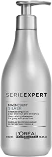 L'OREAL SERIE EXPERT MAGNESIUM SILVER neutralising SHAMPOO (new packaging), 500ml