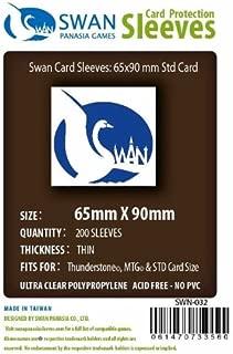 Standard Card 65x90mm Sleeves (160)