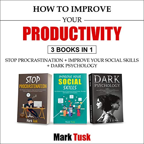 How to Improve Your Productivity cover art