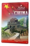 Froy Wall Decor Adventurer Great Wall of China Wand