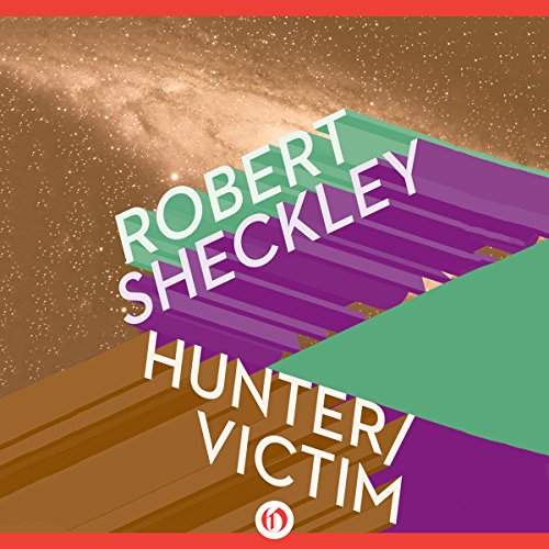 Hunter/Victim audiobook cover art