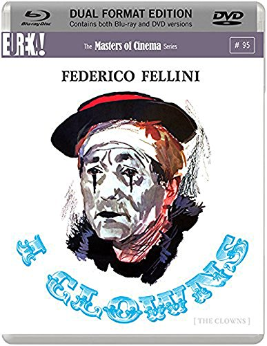 I Clowns (The Clowns) [Masters of Cinema] Dual Format (Blu-ray & DVD) (1970) [UK Import]
