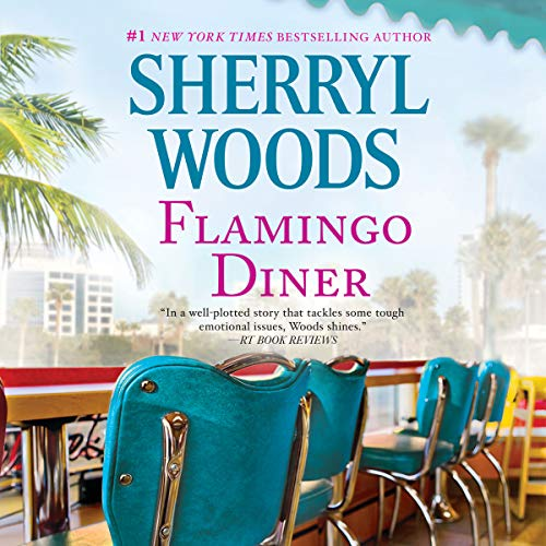 Flamingo Diner audiobook cover art