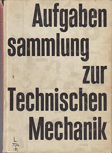Aufgabensammlung zur Technischen Mechanik Erkennungsalgorithmus der ebenen Statik, Programmierte Übung zur Festigkeitslehre