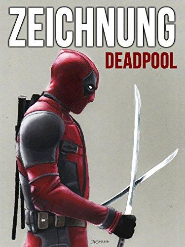 Clip: Zeichnung Deadpool