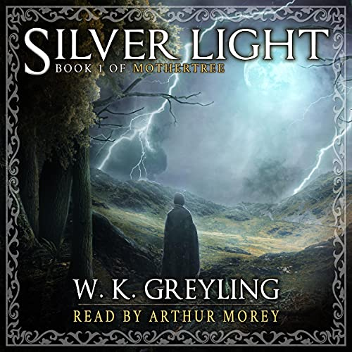 Silver Light Audiobook By W.K. Greyling cover art