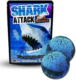 Best shark attack bath bomb Reviews