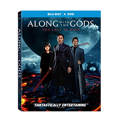 Along With The Gods: The Last 49 Days [Blu-ray + DVD]