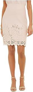 Women's Lazer Cut Skirt