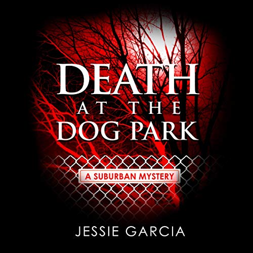 Death at the Dog Park audiobook cover art