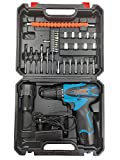IZOM 12v Cordless Drill Set(Set of 38 in Blow Mould Case)