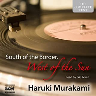 South of the Border, West of the Sun Titelbild