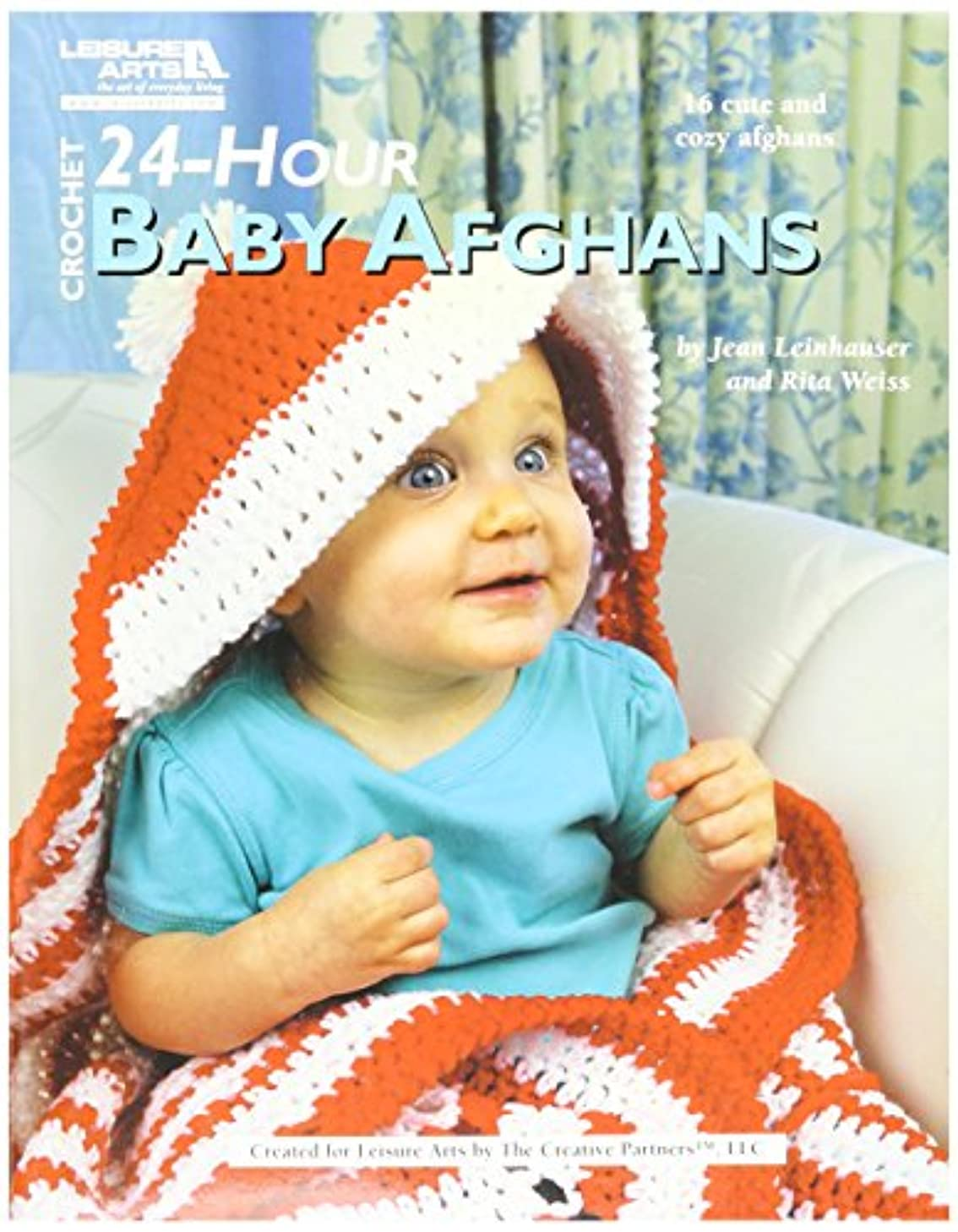 Leisure Arts 24-Hour Baby Afghans Book