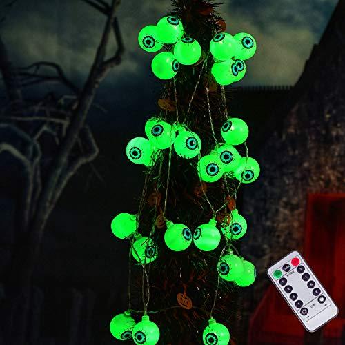 Halloween Cute Eyeball String Li...