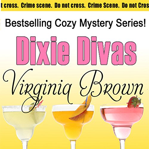 Dixie Divas audiobook cover art
