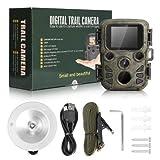 Camera thermique Reconnaissance photographique Imageur thermique for la chasse 12MP Mini caméra de...