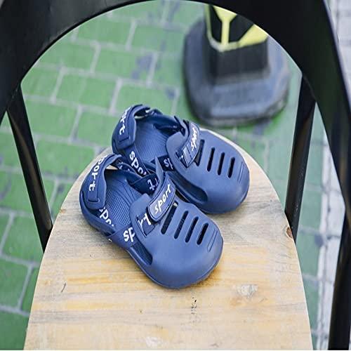 Wapipey Sandalias de agua de playa Sandalias de agua al aire libre Al aire libre Zapatillas impermeables Sólido Ligero Transpirable Deportes Zapatos de agua Pesca Zapatos de Agujero Al Aire Libre Zapa