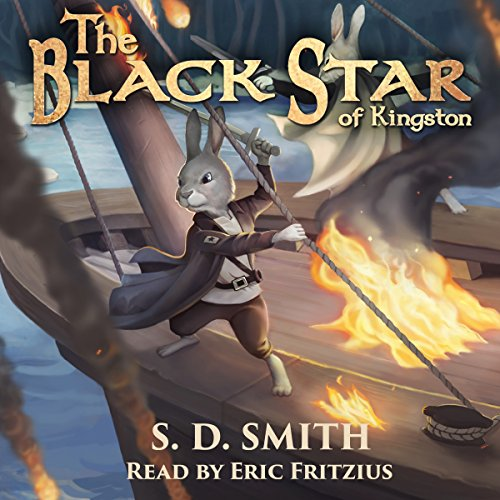 The Black Star of Kingston audiobook cover art