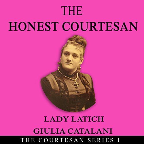 The Honest Courtesan audiobook cover art