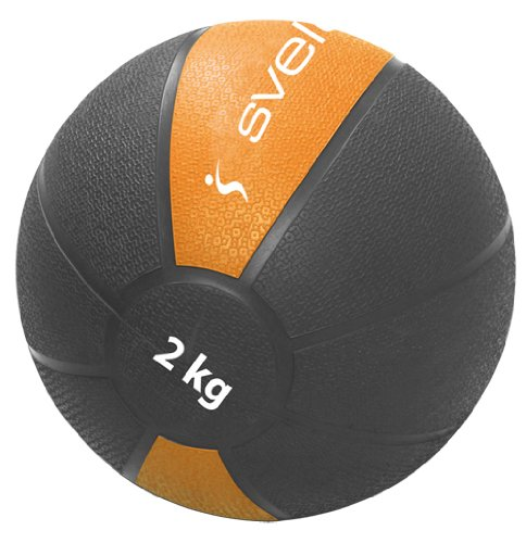 Sveltus Medecine Ball - 2 kg - Orange