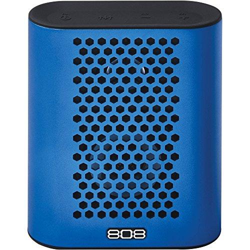 small Bluetooth speaker 808HEX TLS blue