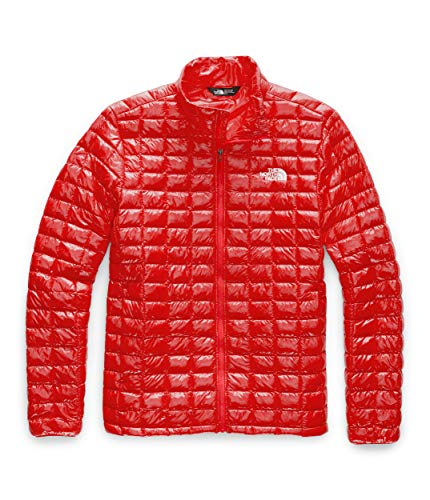 The North Face Men's Thermoball Eco Jacket, Fiery Red, Medium