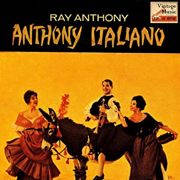 """Vintage Dance Orchestras Nº 107 - EPs Collecto """"Anthony Italiano"""""""
