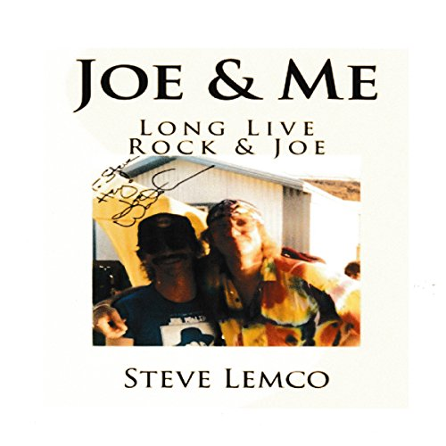 Joe & Me cover art