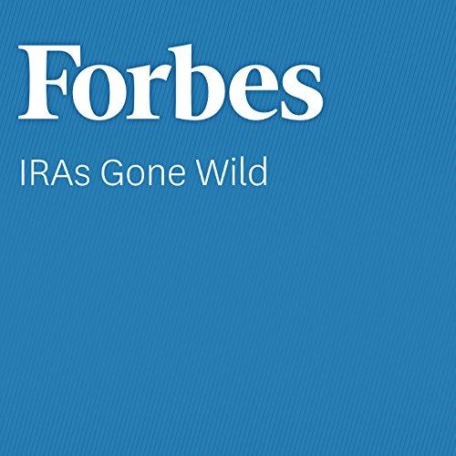 『IRAs Gone Wild』のカバーアート