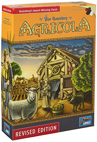 29369 Agricola Revised Edition - English