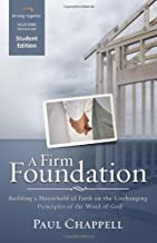 Best firm foundations curriculum Reviews