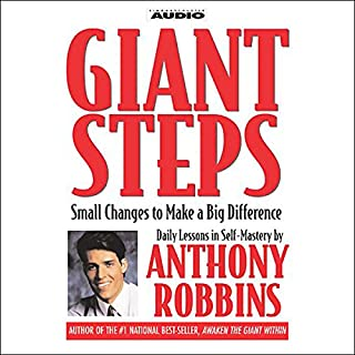 Giant Steps audiobook cover art