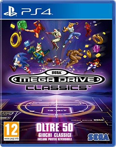 Sega Mega Drive Classics - PlayStation 4