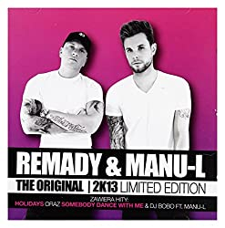 DJ Remady: The Original 2k13 Limited Edition [CD]