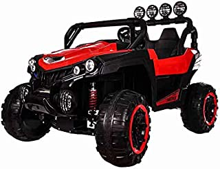VLRA 2-Seater 24v 4-Wheel Drive Ride-In Off-Road Jeep