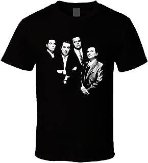 Goodfellas Classic Gangster De NIRO Movie T Shirt XL Black