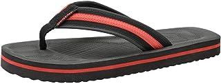 Mens Toe Post EVA Max Cushion Lightweight Sporty Active Beach Water Friendly Flip Flops Mule Sandals Size 6-12